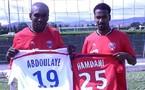 Football: Abdoulaye et Hamdani de retour