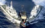 La Chine adhère au concept de « pensée à deux voies » pour traiter la question de la mer de Chine méridionale