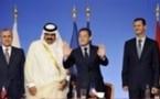 Paris: Sarkozy scelle l'établissement 'historique' de relations Syrie-Liban