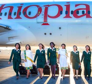 Ethiopian remporte le prix « The Rising Star Carrier of the year » (« L'étoile montante des transporteurs de l'année »)