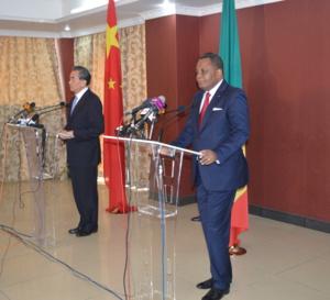 Congo-Chine : les deux gouvernements s'engagent dans un partenariat stratégique global