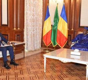 Ali Bongo dépêche un émissaire à N'Djamena pour rencontrer Idriss Déby