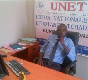 Tchad : Un responsable de l'Union des étudiants enlevé ce soir