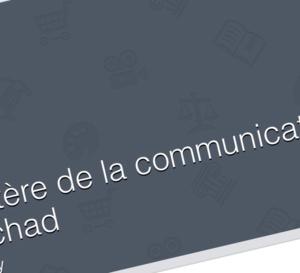 Tchad : Réaménagement au Ministère de la Communication