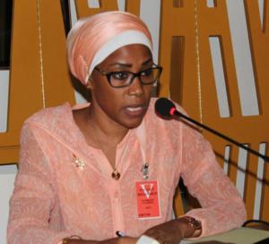Tchad : Amina Tidjani Yayami plaide pour l'implication de la femme dans la gestion publique
