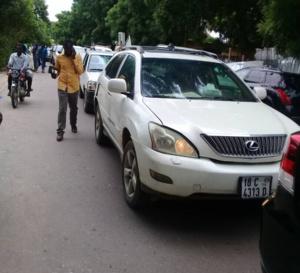 N'Djamena: sécurité renforcée et circulation bloquée pour l'arrivée du President égyptien