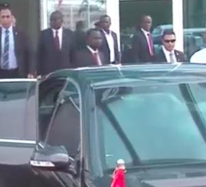 Tchad : Le Président égyptien Al-Sissi en visite de travail