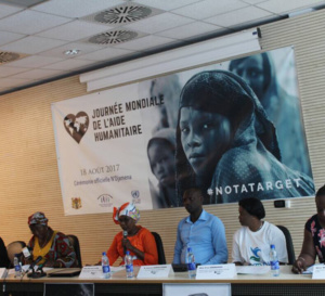 """""""Les humanitaires ne sont pas une cible"""" : La campagne de l'ONU contre les violences"""