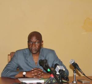 Kebzabo menace d'organiser une contre-conférence à Paris avec la société civile