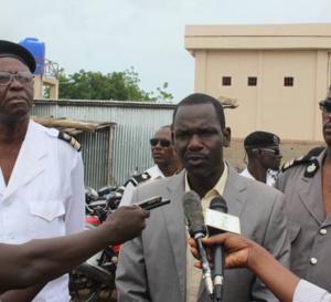Tchad : La police ne peut rester indifférente face à l'insécurité (Paul Manga, porte-parole)