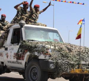Des soldats tchadiens en lutte contre Boko Haram redéployés aux frontières