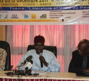 Tchad : un festival littéraire pour renforcer l'unité