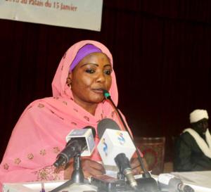 "Tchad : les jeunes qui manifestent seraient ""mal éduqués"", selon la Maire Mariam Djimet"