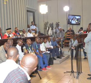 Session criminelle de Brazzaville : le général Dabira écope de 5 ans d'emprisonnement ferme