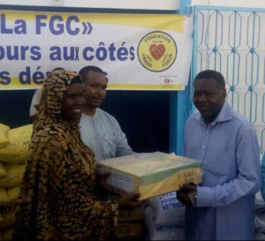 Tchad : la fondation Grand Coeur intensifie son action humanitaire