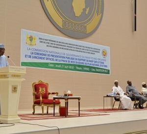 """Déby : """"L'environnement politique du Tchad est l'un des plus harmonieux du continent"""""""