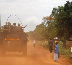 Anti-Balaka et groupes armés centrafricains à N'Djamena pour des négociations