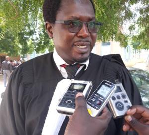 Tchad : «il appartient à l'ARCEP de venir à l'audience du 2 octobre», Me Frédéric Nadjingue