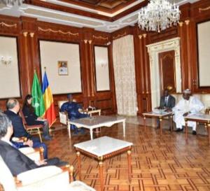 Raffinerie de Djarmaya : tchadiens et chinois désamorcent leur conflit à la Présidence