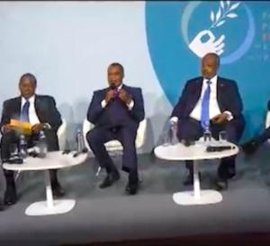 Changements climatiques : Denis Sassou-N'Guesso dénonce l'inertie des pays du nord à Paris