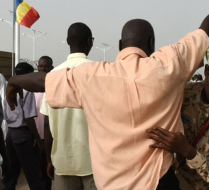 Le Tchad va réviser la loi sur le terrorisme