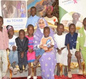 Tchad : la Première Dame appelle à éliminer le VIH d'ici 2030