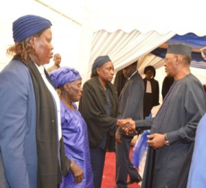 Tchad : Idriss Déby rend hommage à Béchir Madet