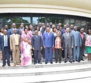 CIRGL : Sassou N'Guesso prend acte des conclusions du forum des parlementaires à Brazzaville