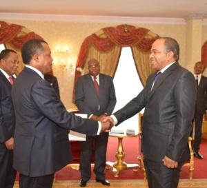 Diplomatie : quatre nouveaux ambassadeurs accrédités au Congo