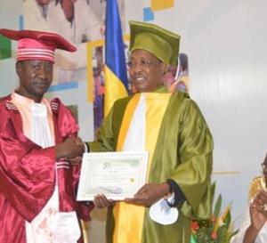 """Le Tchad """"accorde une place de choix à l'Enseignement supérieur de qualité"""", selon Déby"""