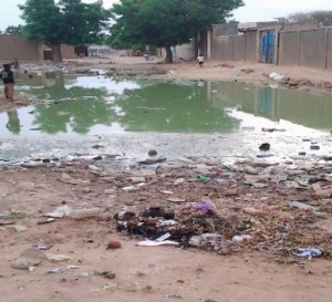 N'Djamena : des bacs à ordures offerts pour lutter contre l'insalubrité