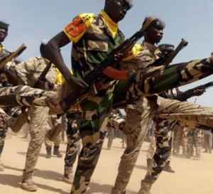 Tchad : création d'un régiment de protection de la réserve stratégique