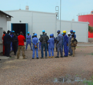 Tchad : la SNE envisage un prêt bancaire pour renforcer la centrale électrique de Moundou