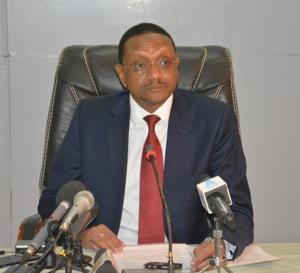 """""""Des puissances étrangères rêvent de voir le Tchad déstabilisé"""", Chérif Mahamat Zene"""