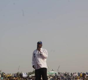 """Tchad : """"Déby est un leader qui n'a pas d'égal"""", Mahamat Zene Bada"""