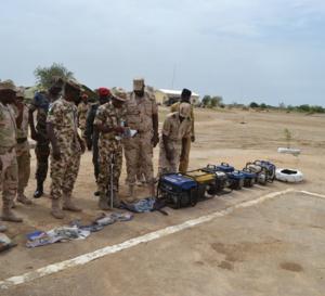 Tchad : décret de nomination d'un commandant à la force mixte multinationale