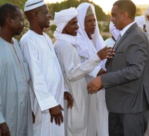 Tchad : un ex-fonctionnaire au protocole de la Présidence dépose les armes