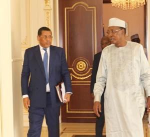 """CEMAC : Le Tchad """"a toujours été le lieu des grandes décisions"""""""
