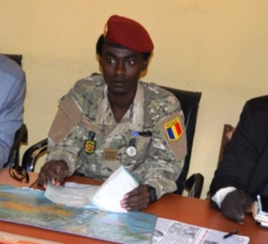 Tchad : le directeur des douanes en mission de contrôle à l'Est