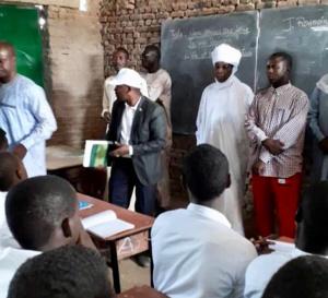 Tchad : le gouverneur du Ouaddaï en guerre contre les clivages ethniques