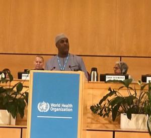 """Tchad : """"la couverture santé universelle est entrain de devenir une réalité"""""""