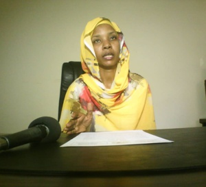 Une association tchadienne devient membre de l'ECOSOCC-UA, informe Amalkher Djibrine