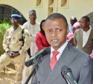 Tchad : exemplarité, rigueur et fermeté, le ministre des Finances visite les régies financières