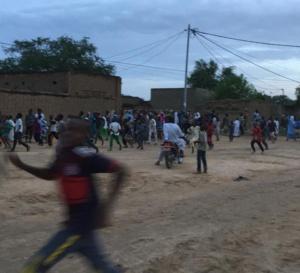 Tchad : les forces de l'ordre tentent de déloger les occupants du Sultanat d'Abéché
