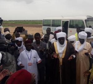 Tchad : le sultan Chérif Abdelhadi appelle à s'unir et à éviter la médisance