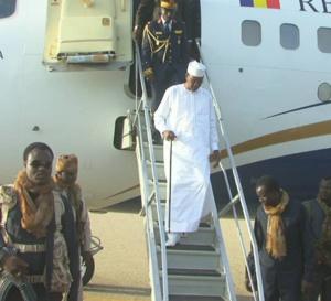 Tchad : ce que le président Déby a déclaré lors de sa visite express au Sila