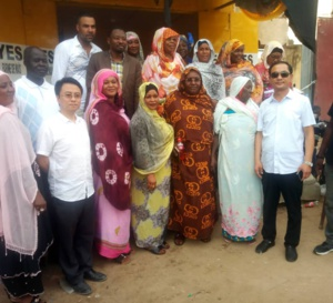 """Made in Tchad"" : la commercialisation de la farine à prix abordable à N'Djamena"