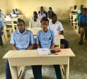 Tchad : 78 candidats composent un concours de mathématiques
