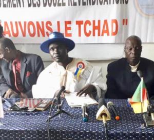 """Tchad : un mouvement durcit ses revendications face à la """"souffrance du peuple"""""""