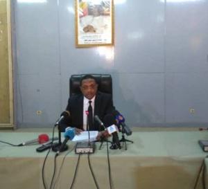 Tchad : le chef de la diplomatie rassure le corps diplomatique sur l'état d'urgence et les élections